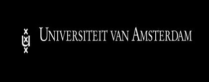 University of Amsterdam Logo black