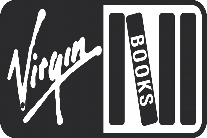 Virgin Books Logo black