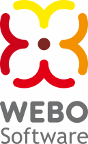 WEBO Software Logo full