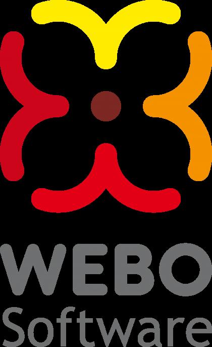 WEBO Software Logo full