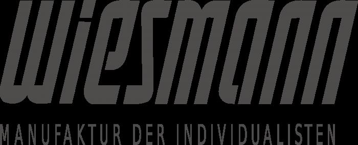 Wiesmann Logo black