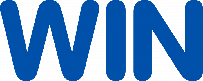 Win Television Logo text