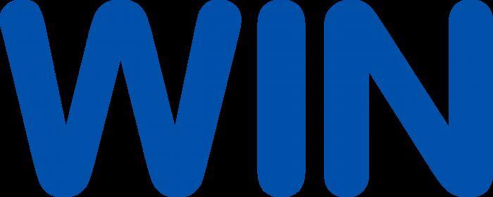 Win Television Logo text