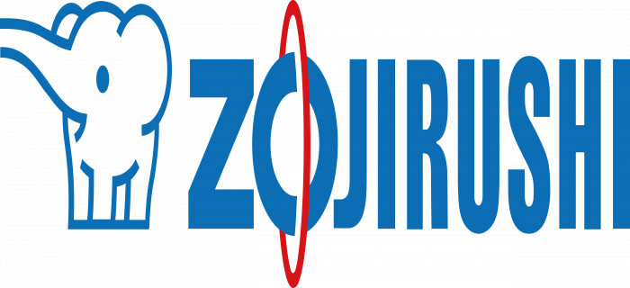 Zojirushi Corporation Logo blue