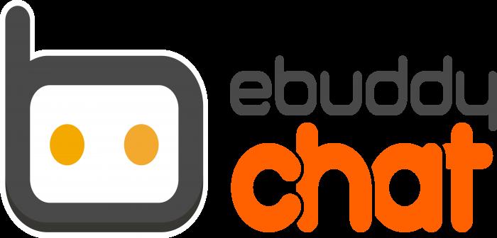 eBuddy Logo chat