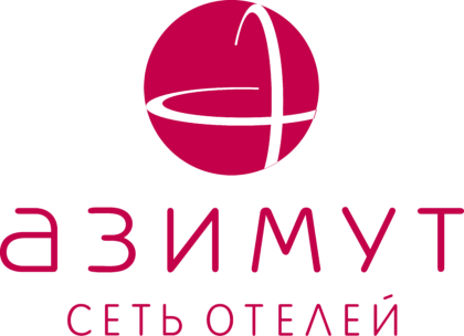 AZIMUT Hotels Company Logo red
