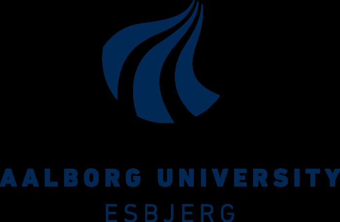 Aalborg Universitet Logo esbjerg