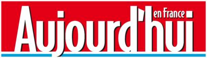 Aujourd'hui Logo