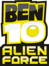 Ben 10 Alien Force Game Logo