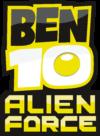 Ben 10 Alien Force Game Logo