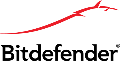 Bitdefender Logo black text