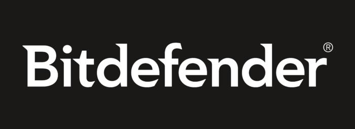 Bitdefender Logo white text