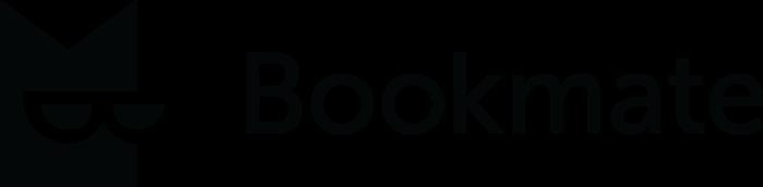 Bookmate Logo black
