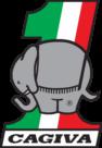 Cagiva Logo elephant