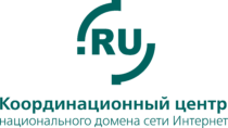 Coordination Center for TLD. RU Logo