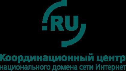 Coordination Center for TLD. RU Logo