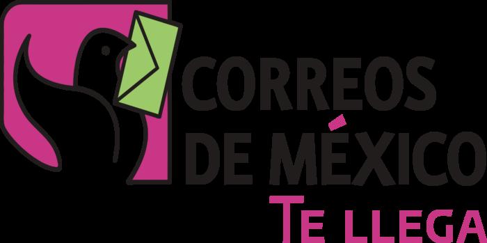 Correos de México Logo full