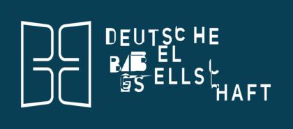 Deutsche Bibelgesellschaft Logo