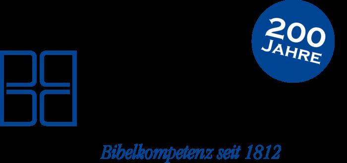 Deutsche Bibelgesellschaft Logo old full