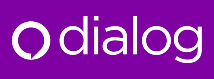 Dialog Logo full