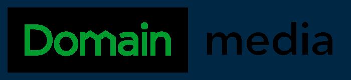 Domain Media Logo full