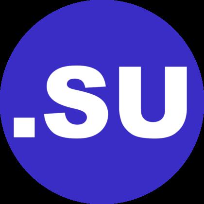 Former USSR, .SU Logo