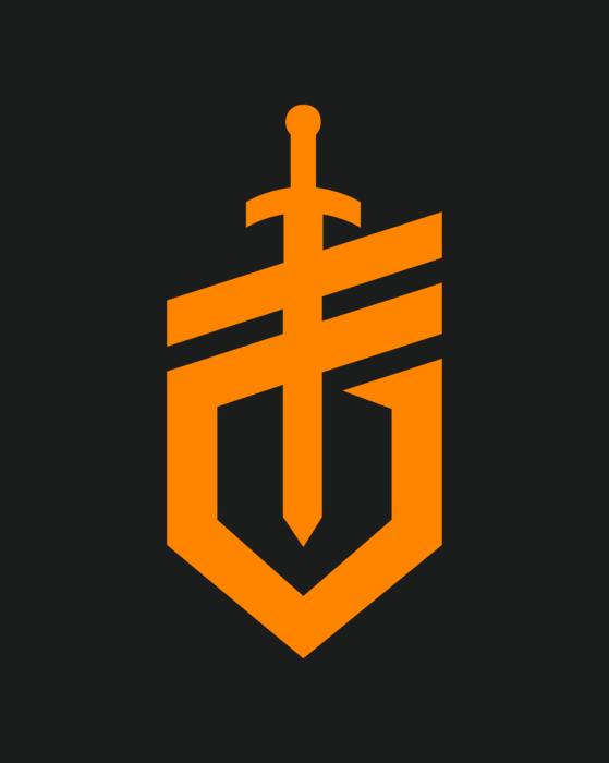 Gerber Legendary Blades Logo black background 2