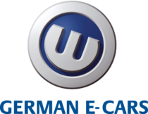 German E Cars Logo full