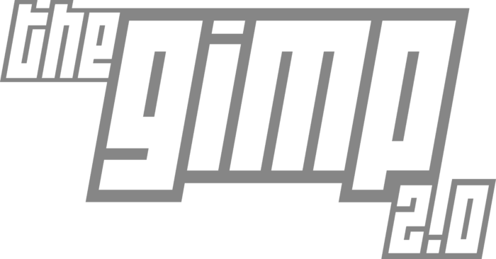 Gimp Logo old text