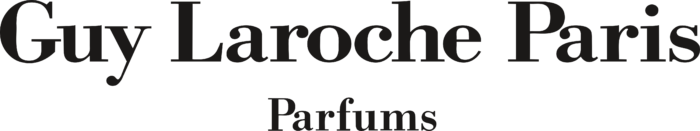 Guy Laroche Paris Logo old