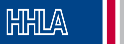 Hamburger Hafen und Logistik AG Logo