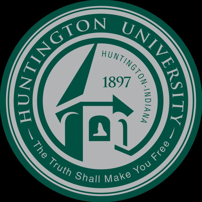 Huntington University Logo green