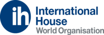 International House Logo world