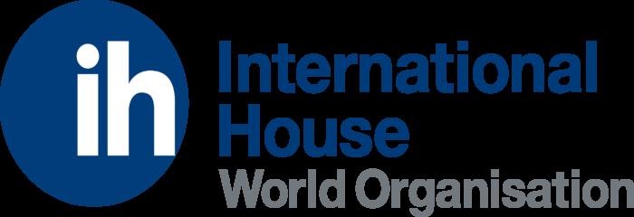 International House Logo world