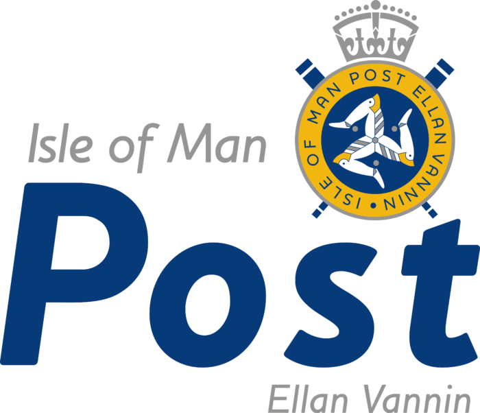 Isle of Man Post Office Logo 1