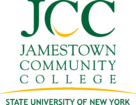 Jamestown Community College Logo text