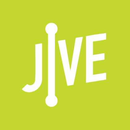 Jive Communications Logo