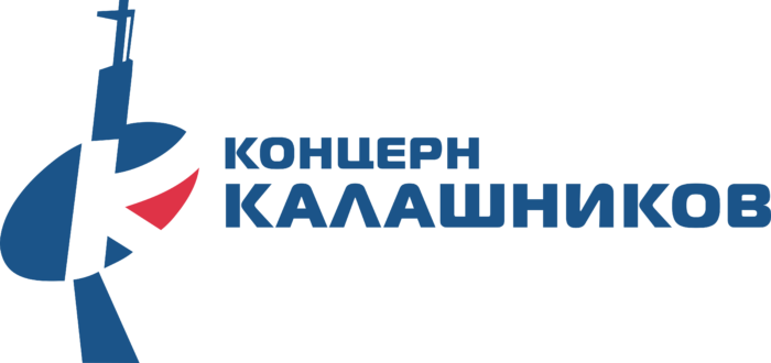 Kalashnikov Concern Logo blue