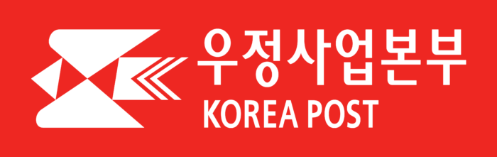 Korea Post Logo full