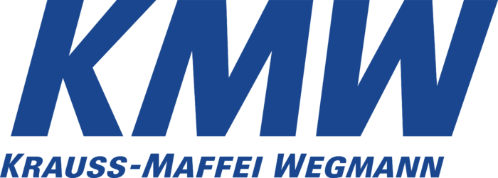 Krauss Maffei Wegmann GmbH and Co KG Logo old