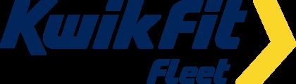 Kwik Fit Logo blue text