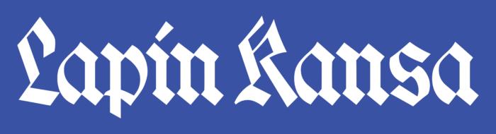 Lapin Kansa Logo text