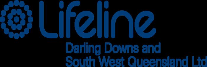 Lifeline Australia Logo blue