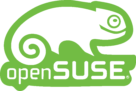 Linux Suse Logo open