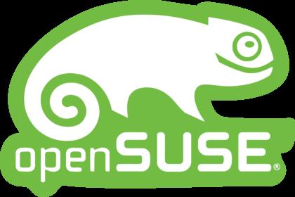 Linux Suse Logo open