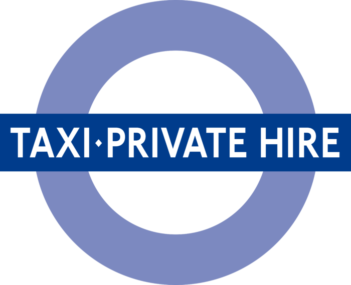 London Taxi Logo private hire