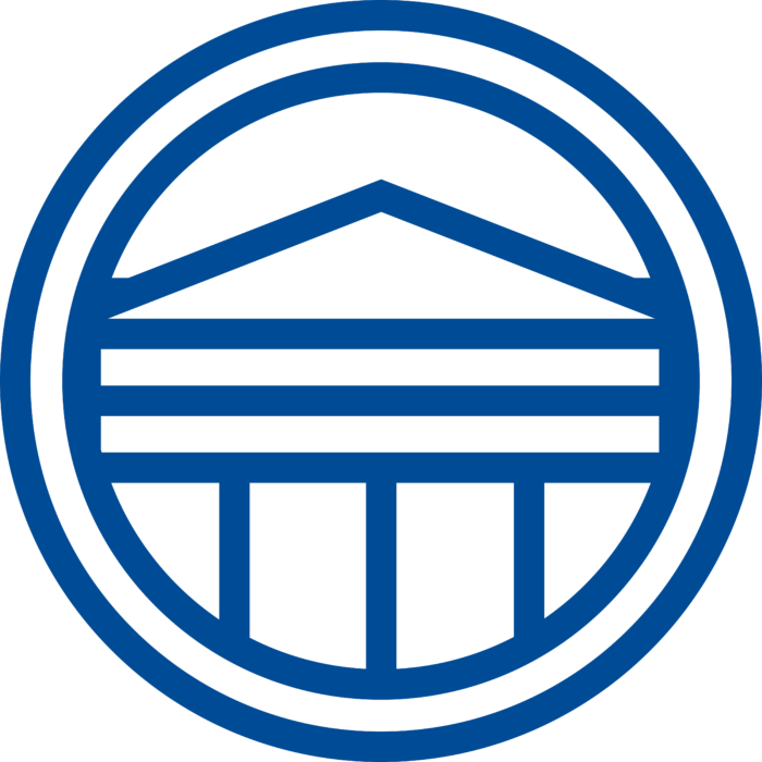 Longwood University Logo blue