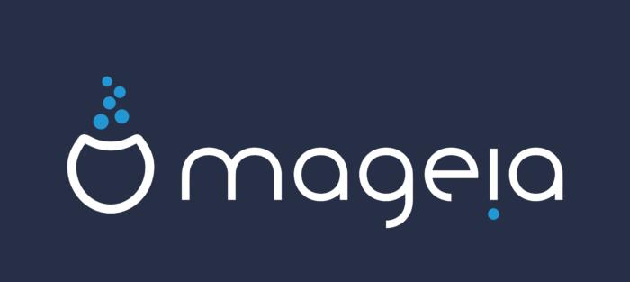 Mageia Logo horizontally