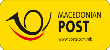 Makedonian Post Logo
