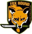 Metal Gear Solid Foxhound Logo